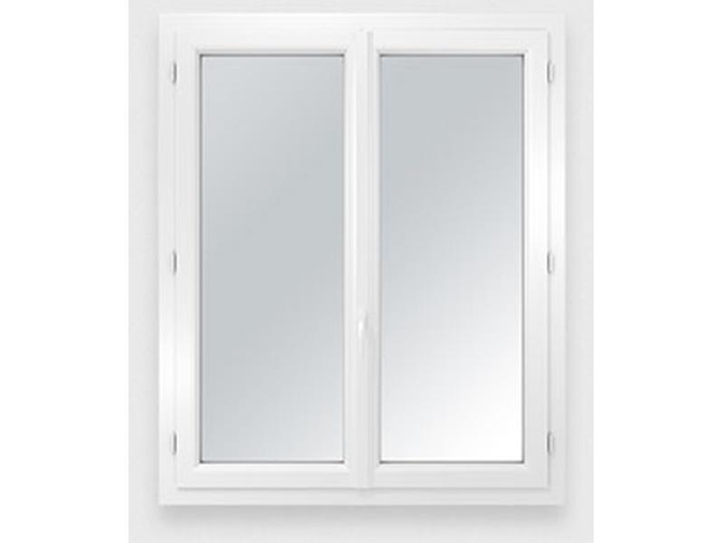 Fenêtre PVC Hermine classique