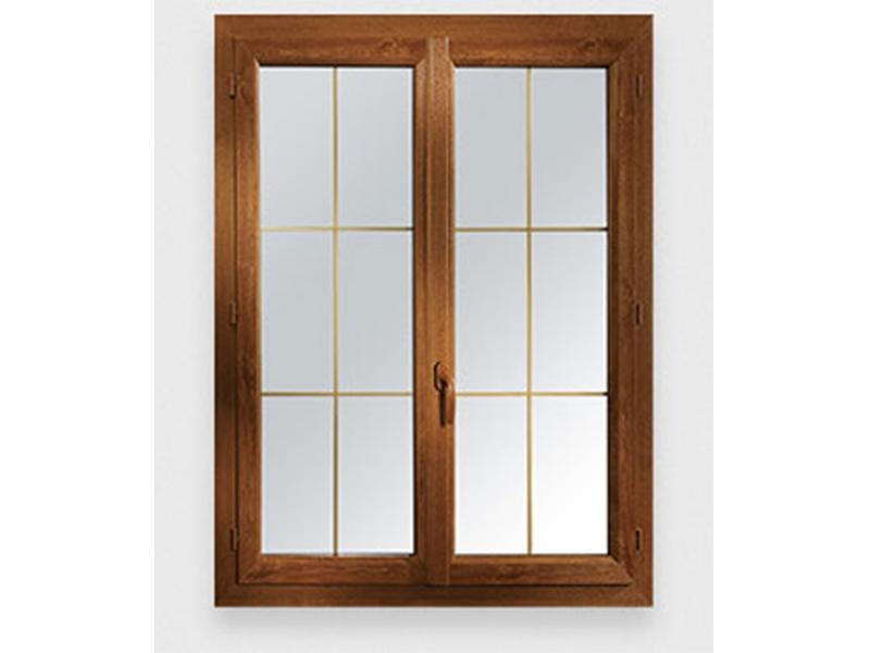 Fenêtre PVC Ambre classique