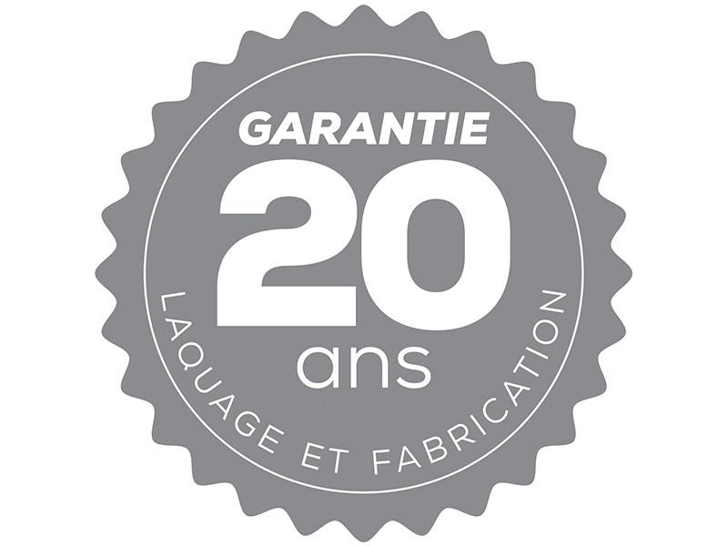 Garantie 20 ans